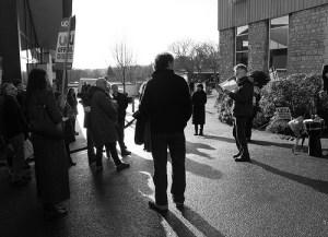 Winchester university strike
