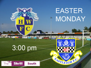 Tomorrow sees Eastleigh play their last away game of the season