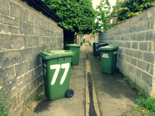 Alleyway Newtown Eastleigh