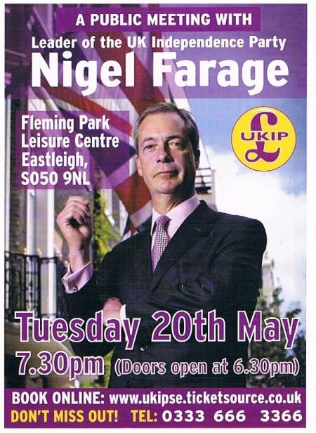 Farage meeting