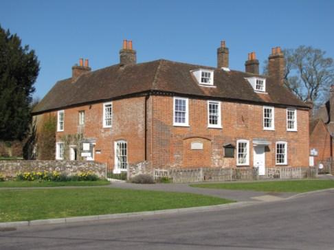 Jane Austen's House Museumsmall
