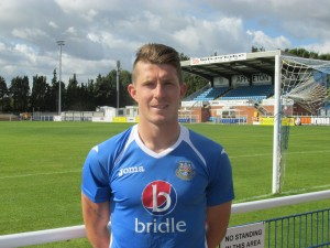 New Signing: Former Charlton Athletic loanee Matthew Fry
