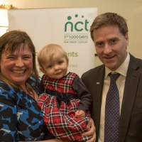 Eastleigh mum visits Parliament to discuss childcare