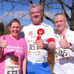 Mims davies Mark latham mike Thornton Eastleigh10k 20015 1