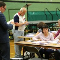 Eastleigh votes to leave EU