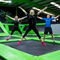 Jump Into Shape at Flipout Southampton