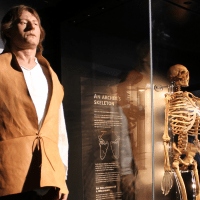 University reconstructs Mary Rose archer