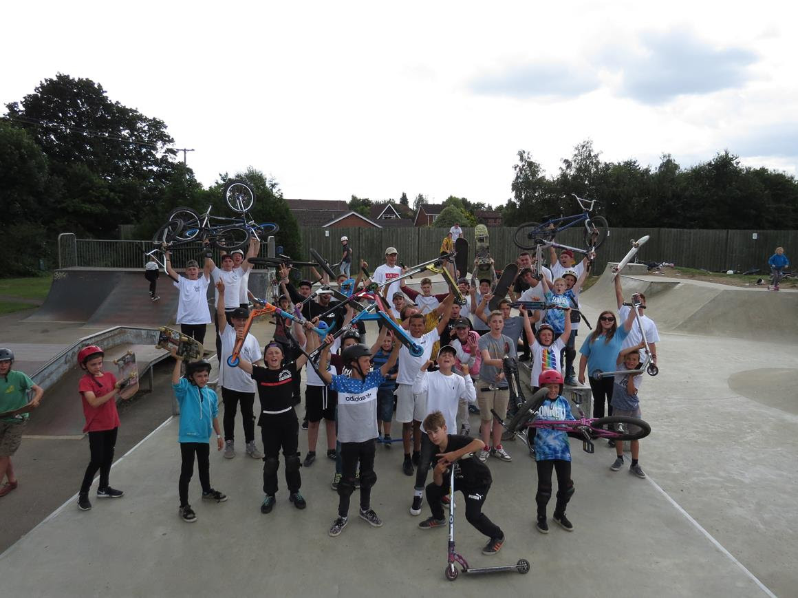 Councils' popular Park sport scheme returns