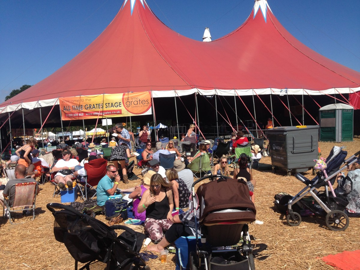 Wickham Festival heading for a sell-out