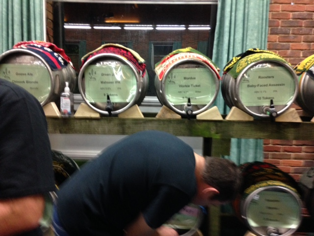 Woolston Beer Festival goes down a treat
