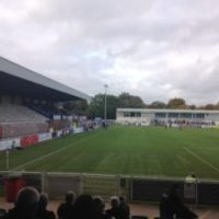 Hereford knock Eastleigh out of the FA Cup