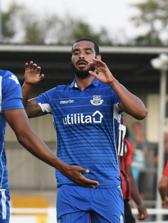 Eastleigh lose in Hampshire derby at home to Aldershot