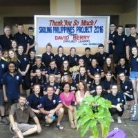 Sholing students make 'monumental difference' to lives of typhoon victims