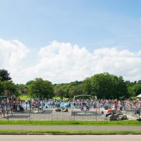 Fleming Park Paddling Pool opens for Summer