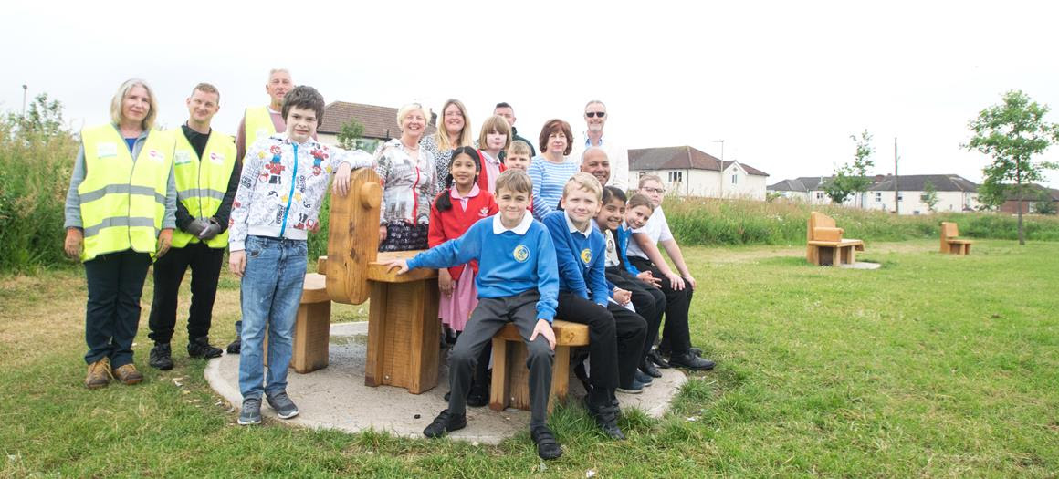 Lottery success for Grantham Green