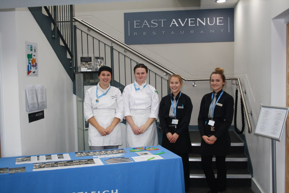 Another Open Event Success for Local College