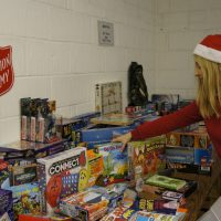 Salvation Army launch Christmas toy appeal