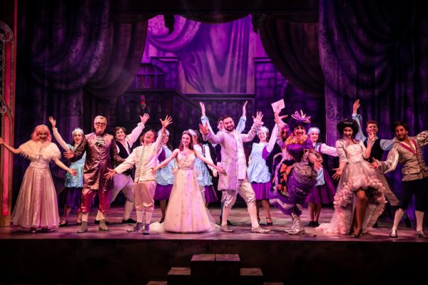 Beauty and the Beast Theatre Royal Winchester Photo Credit The Other Richard 1