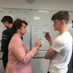 Anne Milton MP with Josh Sneddon 5
