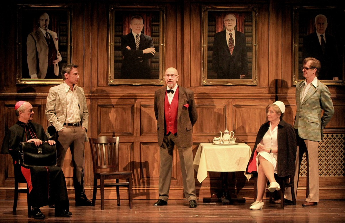 The Verdict heads to Theatre Royal Winchester