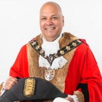 Cllr Darshan Mann is Eastleigh's new Mayor.