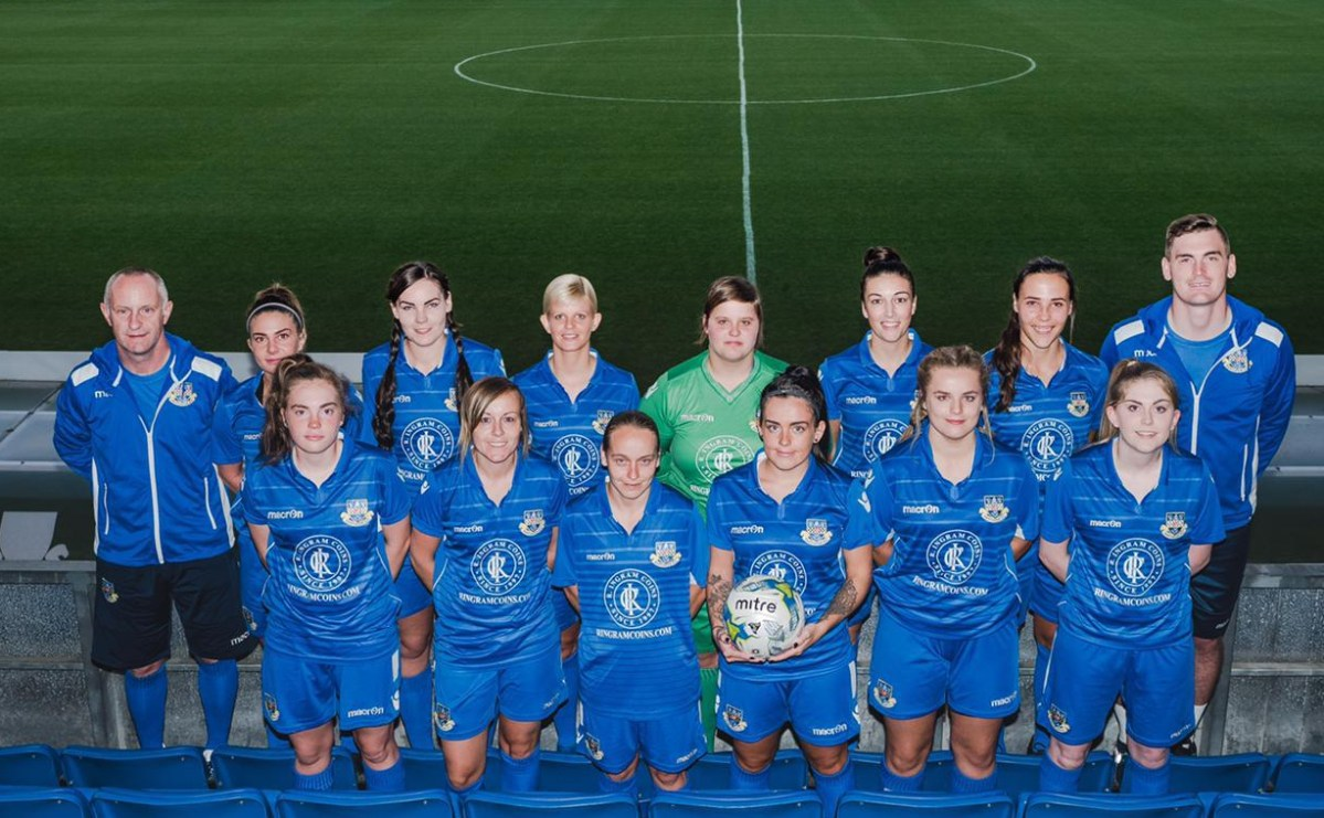 Eastleigh to take women's side into FA Women's National League