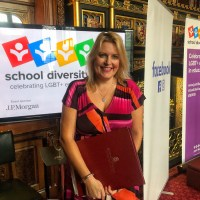 MP supports Schools Diversity Week and Relationships and Sex Education Day