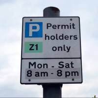Council challenged on residents parking charges