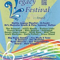 Legacy Festival returns this weekend (26th-28th July)