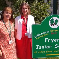 Fryern Junior school to be rebuilt