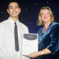 Eastleigh students celebrate success at City College annual awards