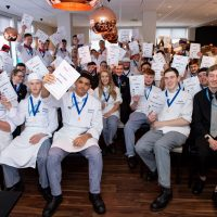 Eastleigh College hosts regional heat of prestigious national culinary competition