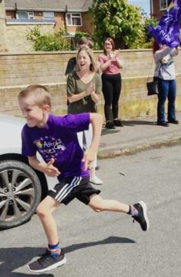 Abbys Heroes Run Reggy Run 2