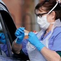 New coronavirus testing site in Southampton
