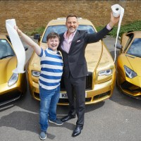 Car Park Party announce David Walliams 'Billionaire Boy' coming to Bournemouth
