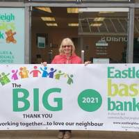 Food Bank says a 'Big Thank You'