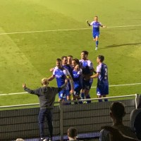 Eastleigh beat Dover Athletic 4-1