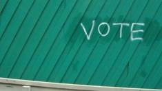 Vote! Photo: Ti.mo