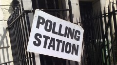 Polling station. Photo: secretlondon123, flickr