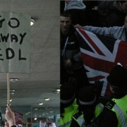 English Defense League/Unite against Fascism