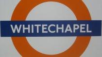 Whitechapel Tube Station Photo: Artemis Ignatidou