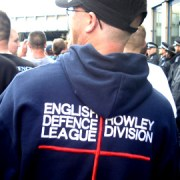 Police keep EDL out of Whitechapel: Sophia Ignatidou