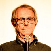 Ken Loach speaks to students at Goldsmiths