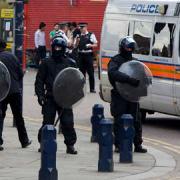 Lewisham riots