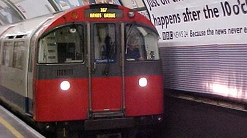 london tube scaled