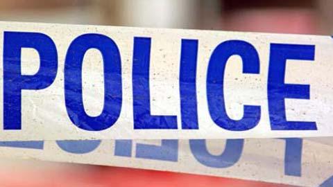 Police Tape Pic: Ian Britton