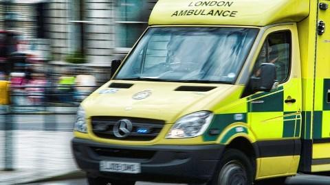 London Ambulance. Pic: Bailey Beverly
