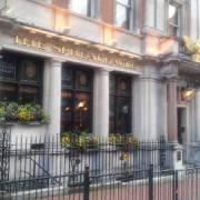 The Spread Eagle Pub; Photo: Stephanie Davies