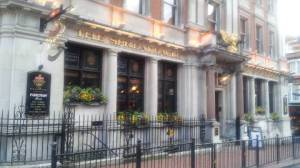 The Spread Eagle Pub; Photo: Stephanie Davies