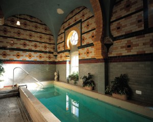 Turkish Bath. Pic: Justin Reid Flickr